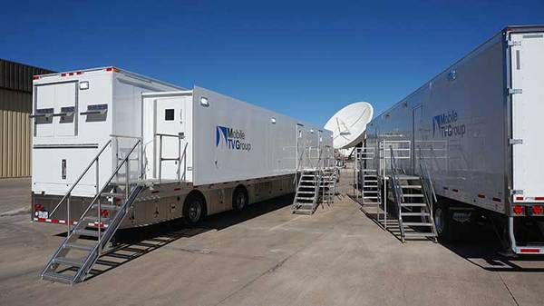 Colorado Studios / Mobile TV Group 37HDX+VMU mobile production trucks